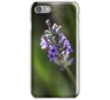 Smell the Lavender iPhone Case/Skin