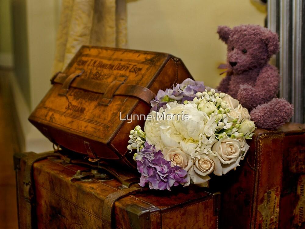 The Bridal Bouquet by Lynne Morris