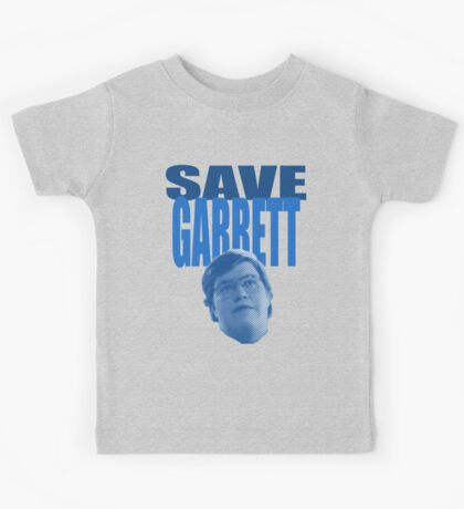 Save Garrett Kids Tee