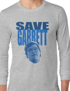 Save Garrett Long Sleeve T-Shirt