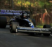 Van Diemen Race Car by Noel Elliot