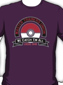 Master Trainers Union Local 649 T-Shirt