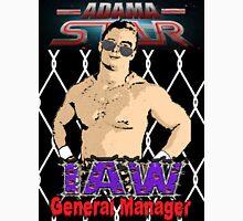 IAW (Insane Asylum Wrestling) GM Promo Pic Unisex T-Shirt