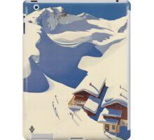 Vintage poster - Austria iPad Case/Skin