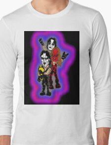 Evolution Of Sting Long Sleeve T-Shirt