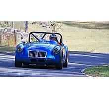 MG Sports Car Photographic Print
