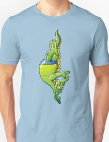 Olympic Diving Crocodile T-Shirt