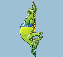 Olympic Diving Crocodile Unisex T-Shirt