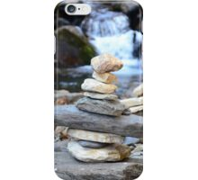 Rocks 'n' Water iPhone Case/Skin