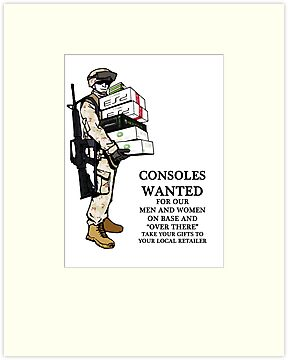 Consoles Wanted by jonah-vark