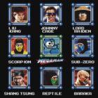 MegaMan vs Mortal Kombat by 4amDesigns