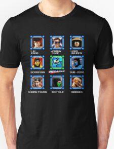 MegaMan vs Mortal Kombat T-Shirt