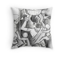 Mother Series 8 Throw Pillow