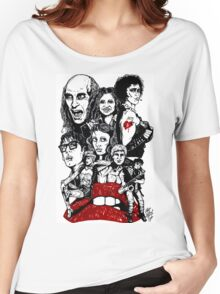 Rocky Horror Picture Show Women's Relaxed Fit T-Shirt