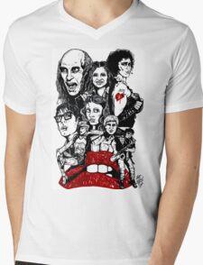Rocky Horror Picture Show Mens V-Neck T-Shirt