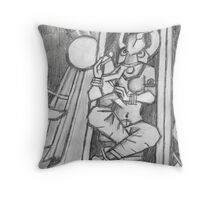 Mother Series 14 Throw Pillow