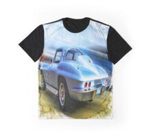 Speed,Style,......And Beauty ( 63 Vette ) Graphic T-Shirt