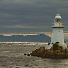 Lighthouse - Hell's Gates, Tasmania by Ben Rae