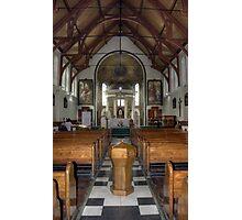 St Mary's Parish - Belfast Photographic Print