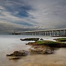 Tainted with Sadness- Pt Lonsdale Pier Victoria by Graeme Buckland