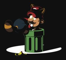Raccoon Plumber IRL 2: Electric Boogaloo by mutantninja