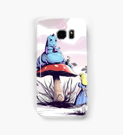 Alice & Caterpillar by Trevor Wood Samsung Galaxy Case/Skin