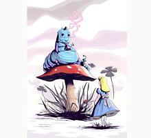 Alice & Caterpillar by Trevor Wood Unisex T-Shirt