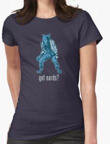 Got Nards? Womens Fitted T-Shirt