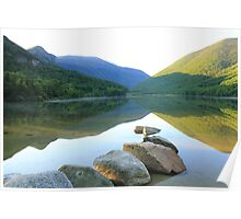 Morning at Echo Lake  Poster