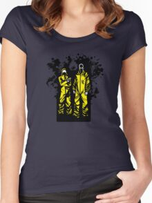 Those Yellow B@st@*ds! Women's Fitted Scoop T-Shirt