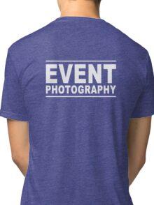 event photography Tri-blend T-Shirt