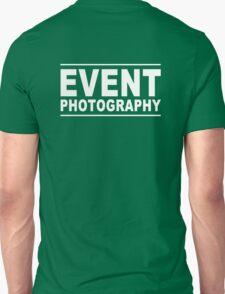 event photography Unisex T-Shirt