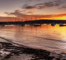 Sunset Melody - Clareville, Sydney Australia - The HDR Experience                  by Philip Johnson