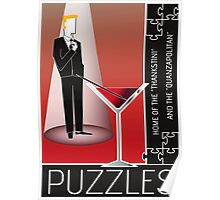 Why's It Called Puzzles? Poster