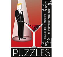 Why's It Called Puzzles? Photographic Print