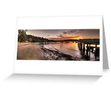 One Moment In Time - Clareville, Sydney Australia - The HDR Experience                  Greeting Card