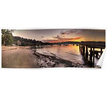 One Moment In Time - Clareville, Sydney Australia - The HDR Experience                  Poster