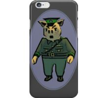 German Hero iPhone Case/Skin