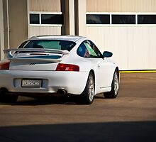 Porsche 911 (996) - 1 by Stuart Row
