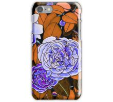 Autumn Fancy ~ Lavender Roses  iPhone Case/Skin