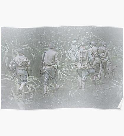Jungle Warfare Poster