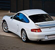 Porsche 911 (996) - 3 by Stuart Row