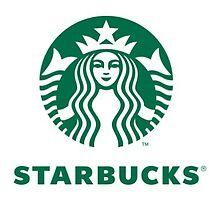 starbucks coffee logo by lobsters123
