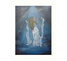 """Let The Dance Begin""  by Carter L. Shepard Art Print"