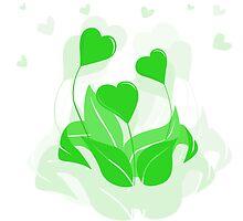 ecology emblem by Marishkayu