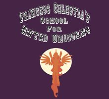 Princess Celestia's School for Gifted unicorns Unisex T-Shirt