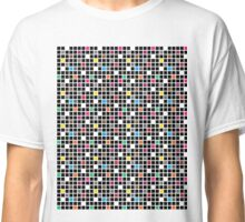 Disco Blocks Classic T-Shirt