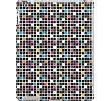 Disco Blocks iPad Case/Skin