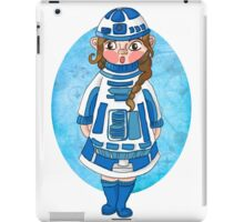 Star Wars BB-8 Girl iPad Case/Skin