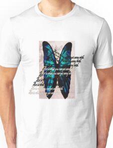 Art is ...... blue Unisex T-Shirt
